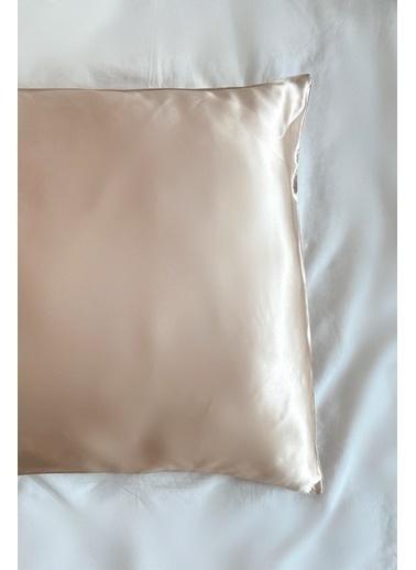 Silk and Cashmere İpek Yastik Kilifi 50*70 Cm Pembe